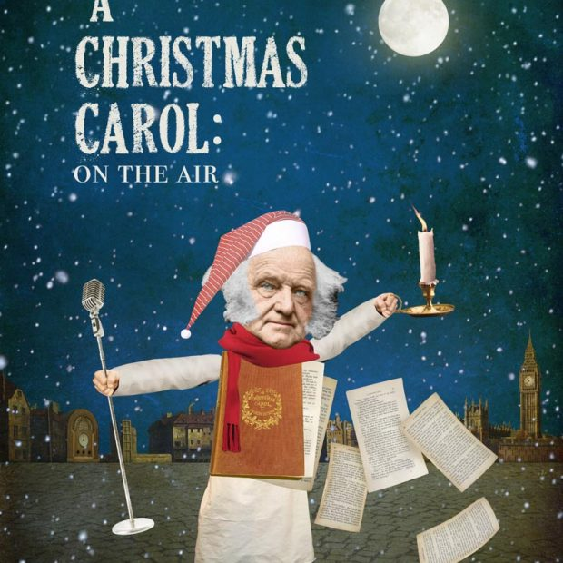 37_A Christmas Carol: On the Air
